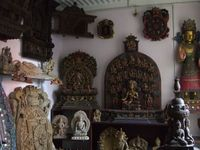 Newari woodcarvings
