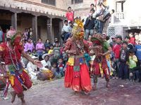 Newari Festival Time dance