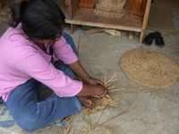Making traditional crafts, Kathmandu Valley, Nepal