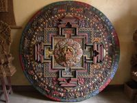 Newari woodcarving